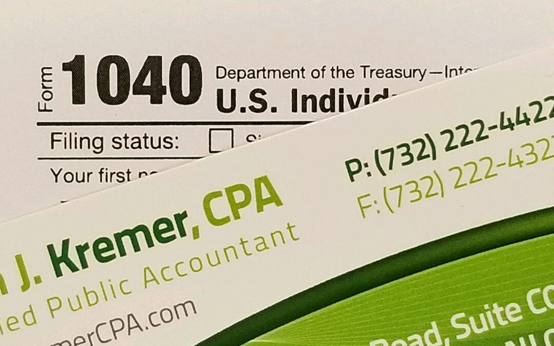 Welcome to Tax Season 2020 !!