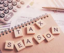 Welcome to Tax Season 2021 !!